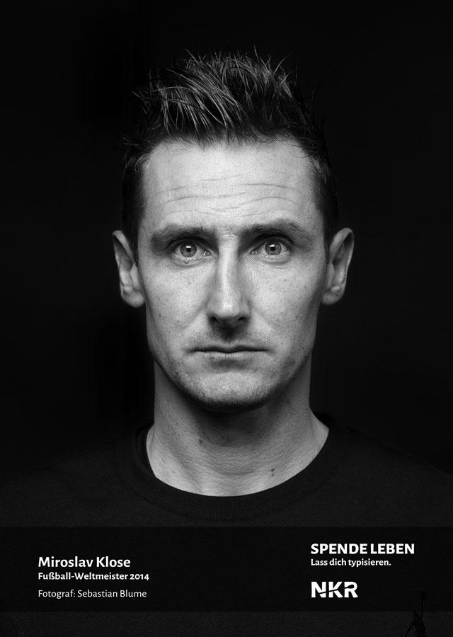 Miroslav Klose Fotograf Hannover Sebastian Blume