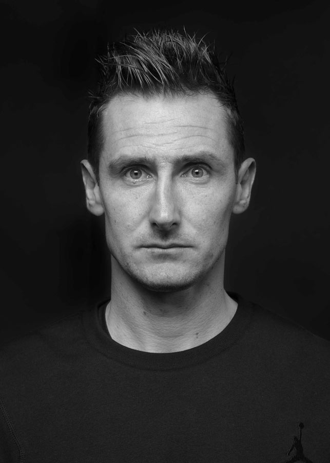 Miroslav Klose Fotograf Hannover