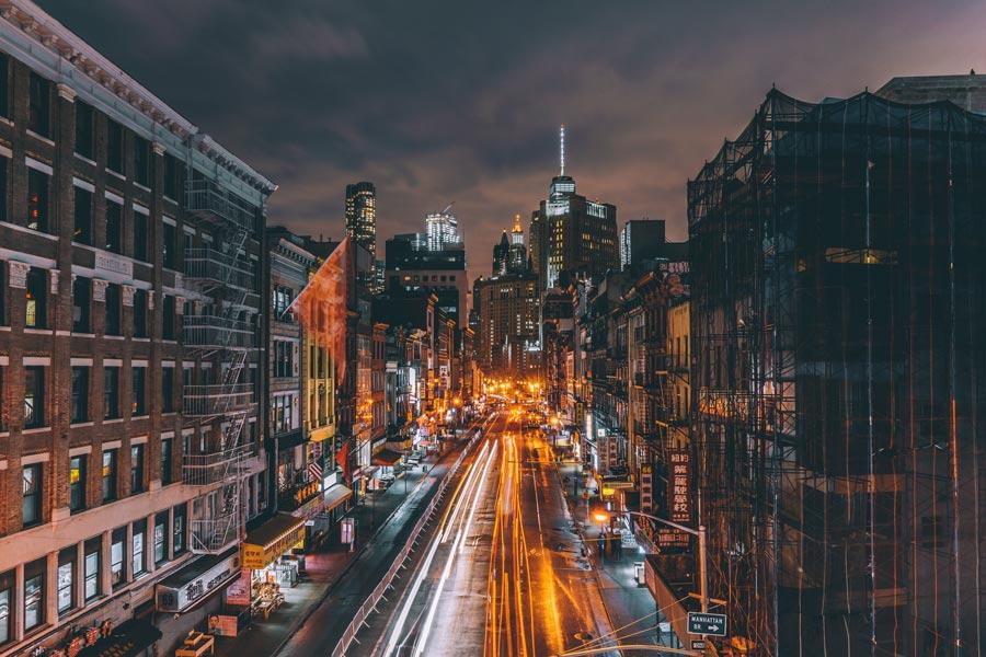 NYC China Town Fotograf Hannover